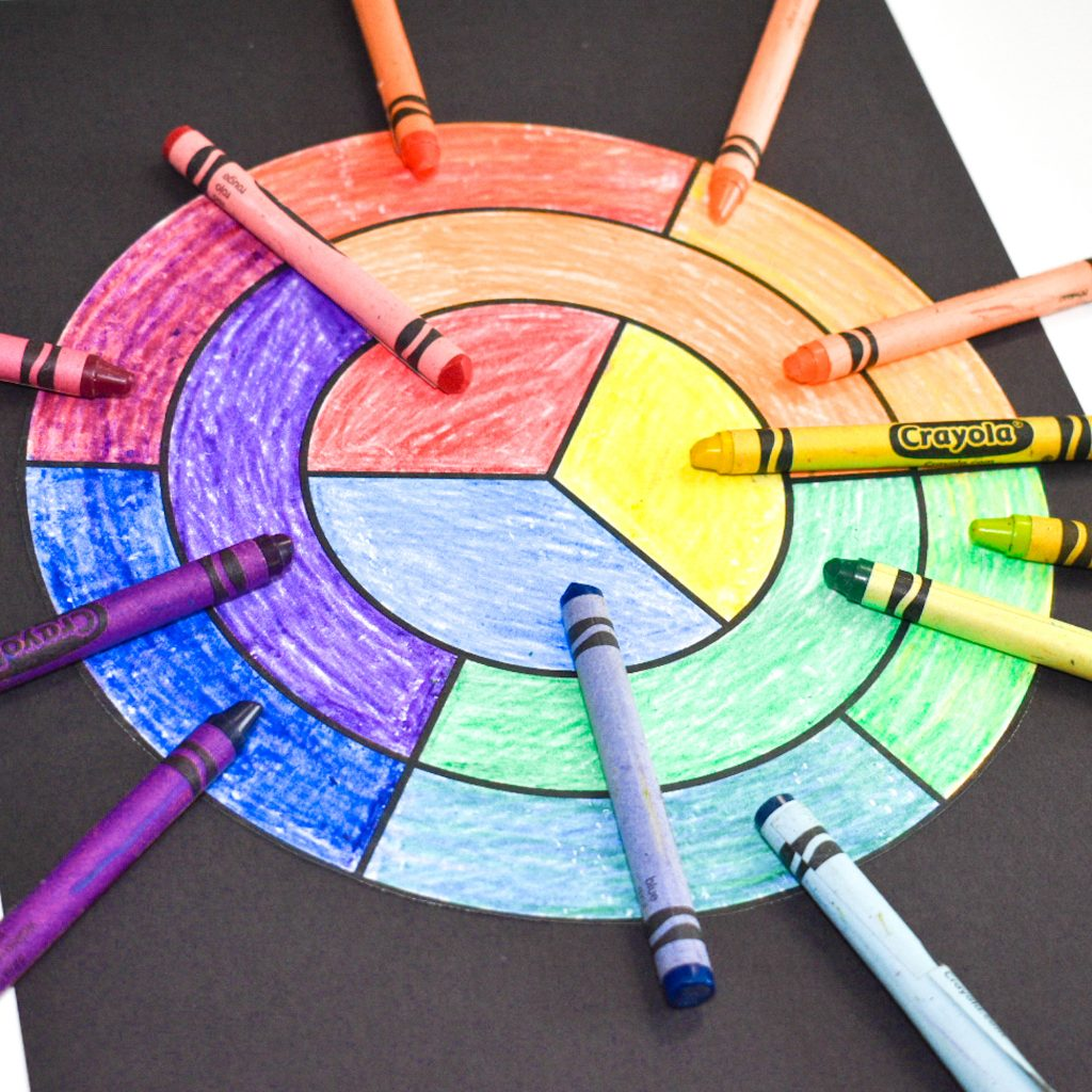 color theory for elementary students