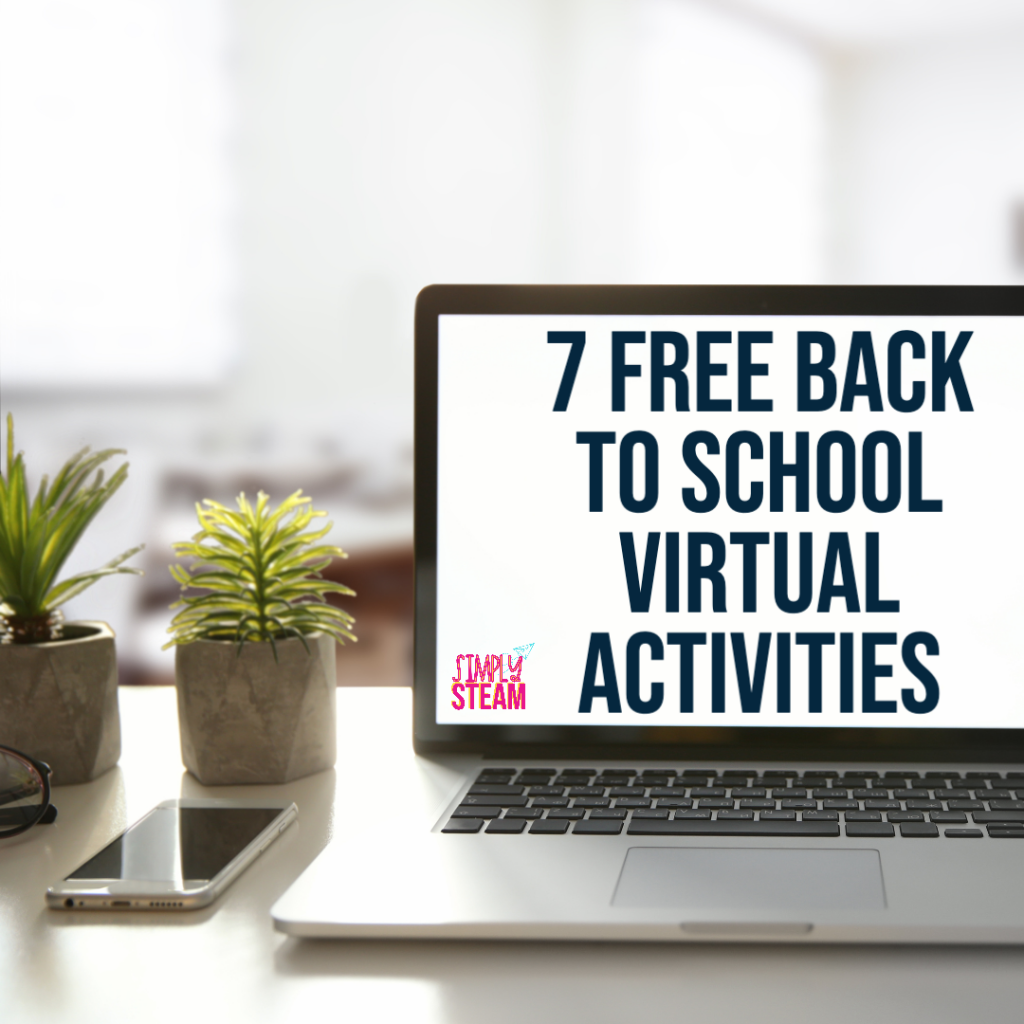 back to school activities for distance learning