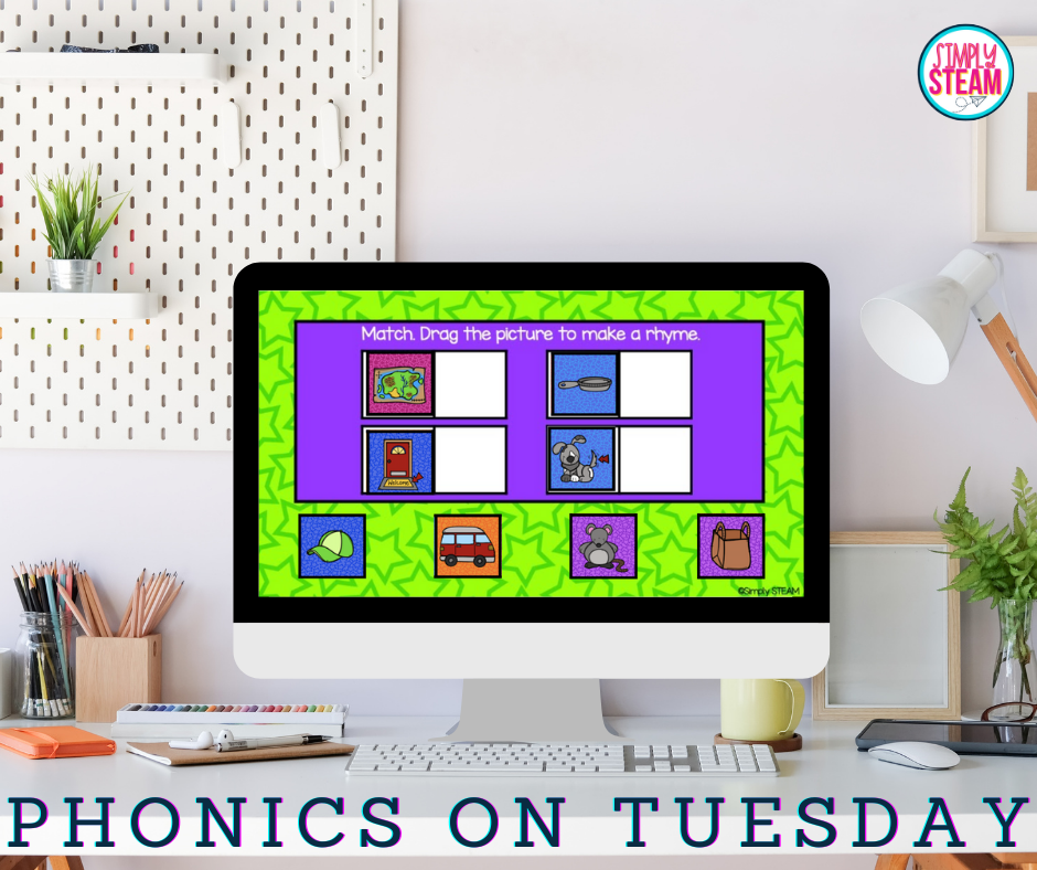 teaching phonics for distance learning