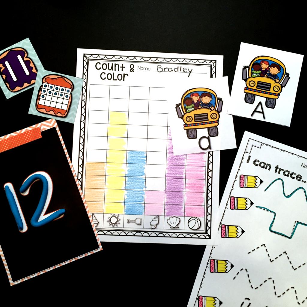 crafts for back to school activities for kindergarten